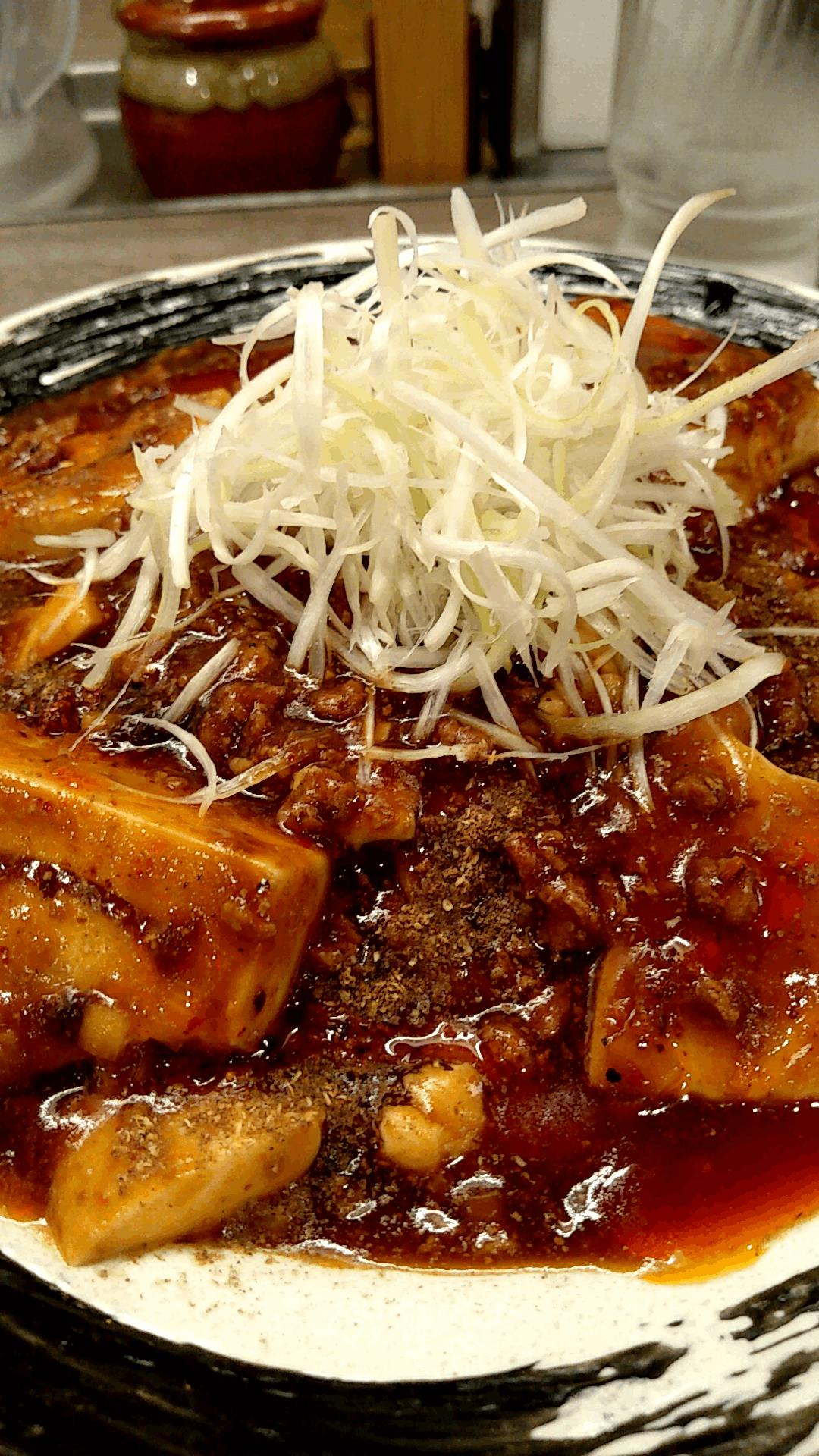 つけめんTETSU_麻婆麺3