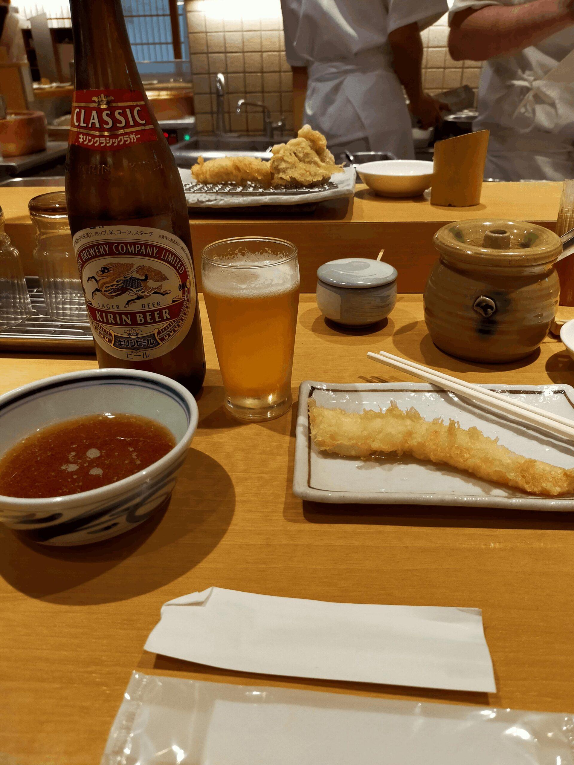天ぷらまきの_春の御馳走定食1