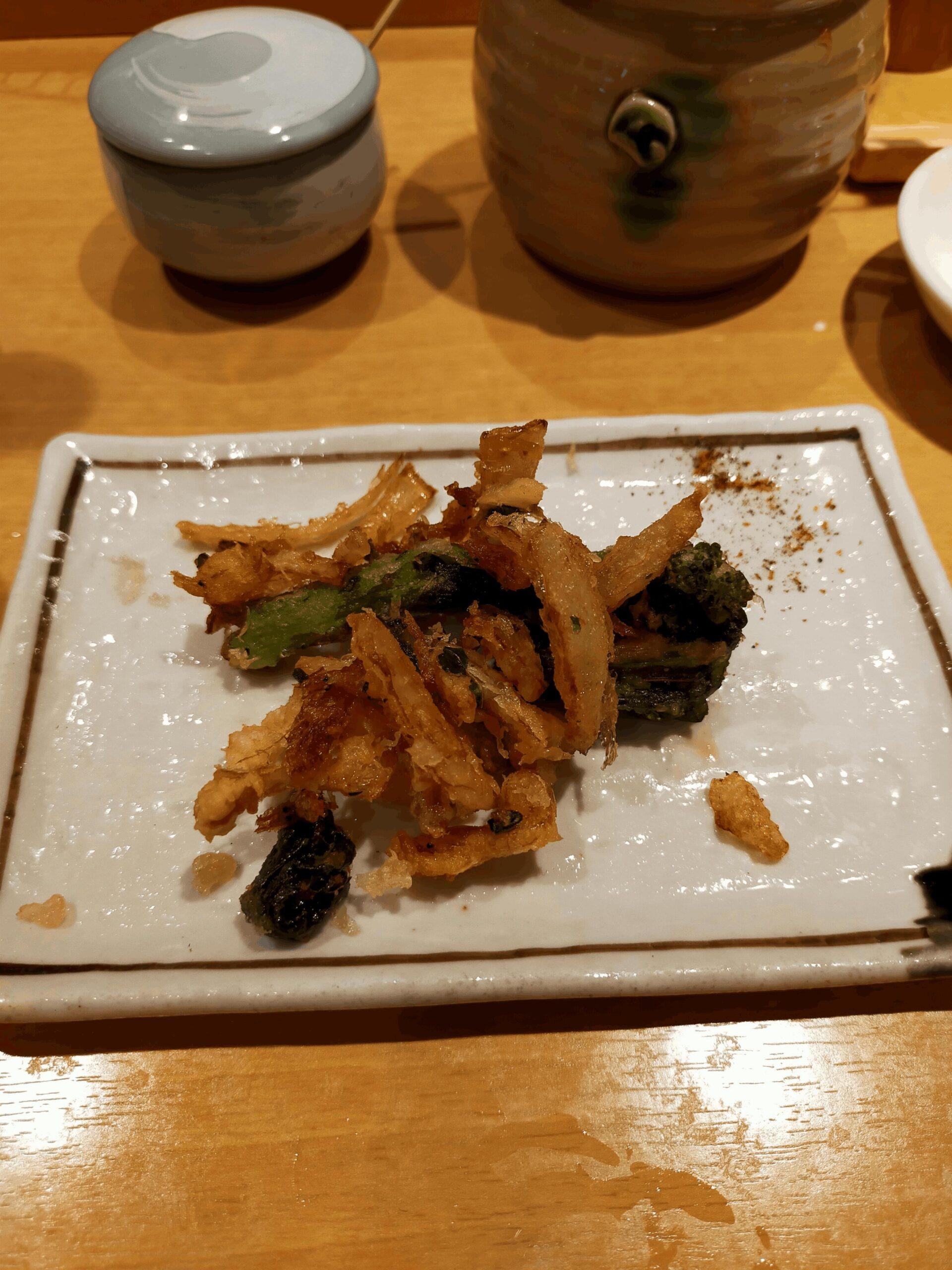 天ぷらまきの_春の御馳走定食4