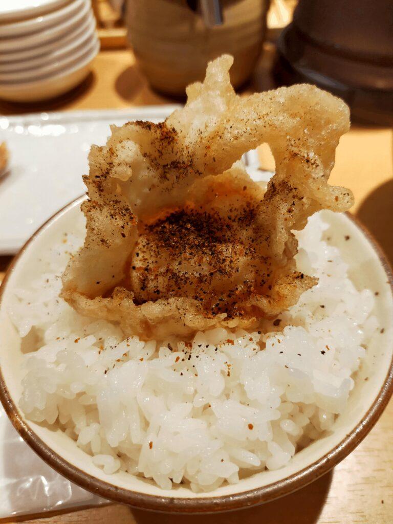 天ぷらまきの-玉子天1