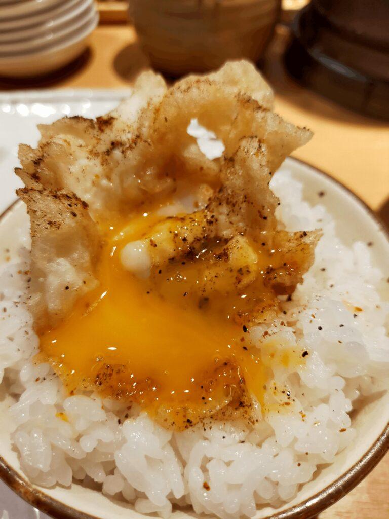 天ぷらまきの-玉子天2