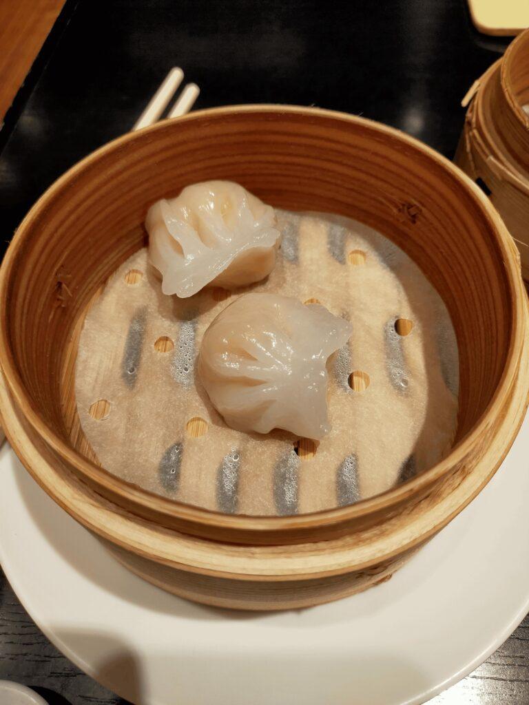 香港蒸龍-海老蒸し餃子